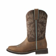 Ariat Delilah Round Toe Boot 7