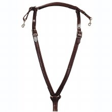 Circle Y Over the NeckTrail breast Collar