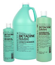 BETADINE - IODINE SOLUTION 5%
