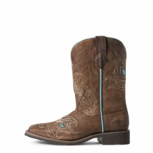 Ariat Bright Eyes Wide Square Toe 7