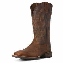 Ariat Tycoon Western Boot Sorrel Crunch