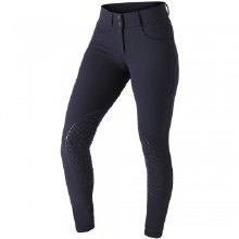 Bellissima Knee Patch Breeches Navy 30