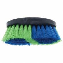 Weaver Decker Majestic Brush- Blue/Lime