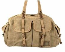 The Prairie Schooner Canvas Cargo Bag