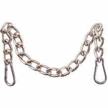 Curb Chain w. Clips