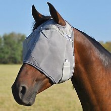 Crusader Fly Mask-Arab Size