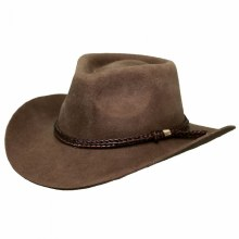 Outback Trading Company Forbes Wool Hat