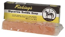 GLYCERINE SADDLE SOAP BAR 7OZ
