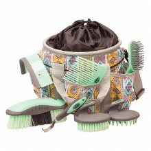 Aztec Design Grooming Kit