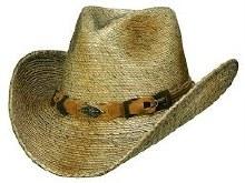 Stetson Monterrey Bay Palm Hat