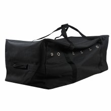 Hay Bale Bage Full Size Black