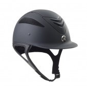 One K Defender Matte Black Helmet
