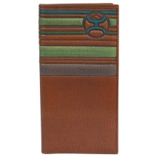 Hooey Rodeo Wallet Horizontal Stripe