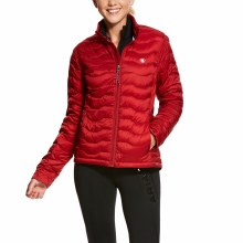 IDEAL 3.0 DOWN JACKET RED S