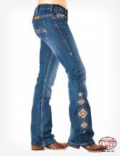 "Cowgirl Tuff ""Bozeman"" Jeans"