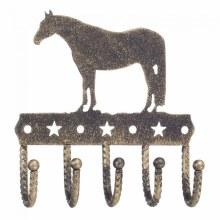 Decorative Horse Key Rack