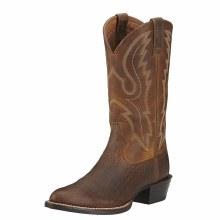 Ariat Sport R Toe Western Boot Eartj