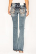 "Miss Me ""Lucky Girl"" Bootcut Jean"