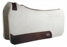 Comfort-Fit Steam Pressed Wool Pad