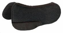 Circle Y Round Skirt Wool Pad