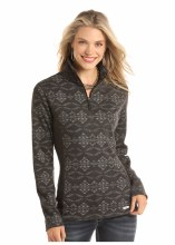 Powder River Aztec 1/4 Zip Small