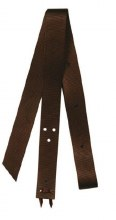 Nylon Tie Strap Brown