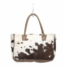 Hairon Small Leather Bag