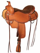 Circle Y Birdseye Trail Saddle