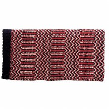 Double Weave Navajo Saddle Blanket