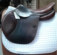 "CWD Hunter Jumper Saddle 18"" Used"