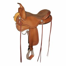"Circle Y ""Gilette"" Trail Saddle"