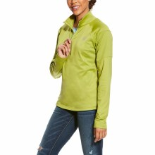 Arait Lime Tolt 1/2 Zip M