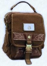 The Prairie Schooner Canvas Shoulder Bag