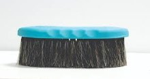 Tail Tamer Soft Touch Horse Hair Brush