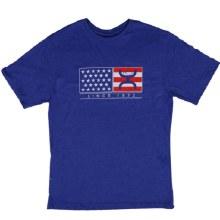 """Hooey Tee """"Patriot Flag"""" Medium"""