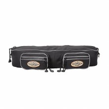 Trail Gear Cantle Bag-Black