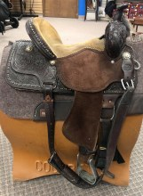Molly Powell Vintage Cowgirl Barrell Racer