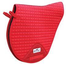 Red VenTECH XC Saddle Pad