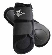 VenTech Splint Boots Black Medium