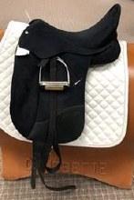 "Wintec Isabella Dressage Saddle 16"" Used"