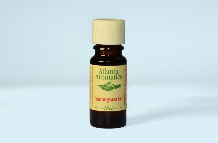 Atlantic Aromatics Lemongrass Oil Organic 10ml
