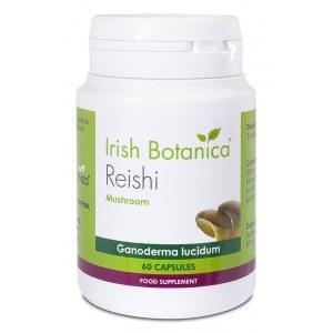 Irish Botanica Reishi 60 Capsules