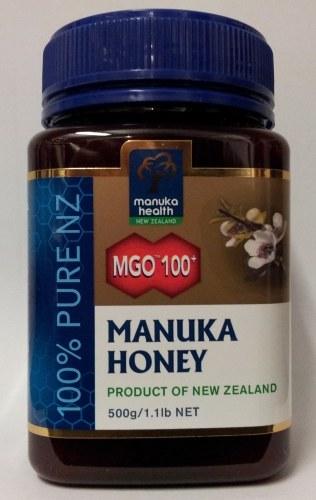 Manuka Health MGO100 Manuka Honey 500g