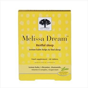 New Nordic Melissa Dream (40 Tablets)