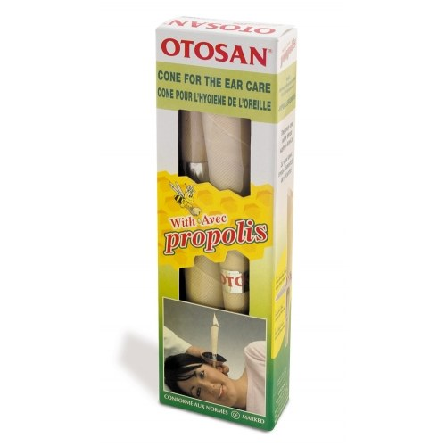 Otosan Cone For The Ear Care (2 Cones)