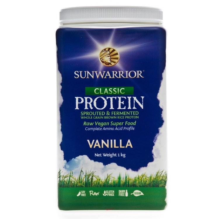 Sunwarrior Vegan Protein Vanil