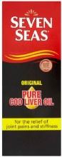 Seven Seas Pure Cod Liver Oil 170ml