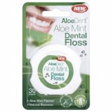 Aloe Dent Aloe Mint Dental Floss 30 Metres