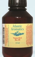 Atlantic Aromatics Massage Blend No. 29 150ml