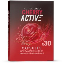 Acvite Edge Cherry Active Montmorency Cherry 30 Capsules